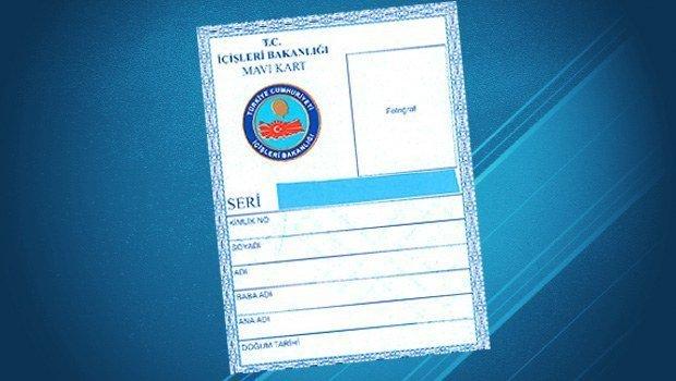 Mavi Kart